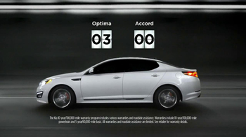 2013 Kia Optima TV Spot, 'Keeping Score' - Thumbnail 7