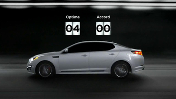 2013 Kia Optima TV Spot, 'Keeping Score' - Thumbnail 8