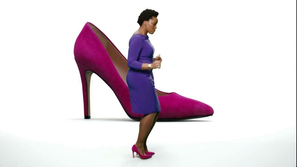 Dr. Scholl's For Her TV Commercial, 'Heels & Flats'