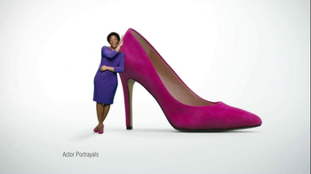 Dr. Scholl's For Her TV Spot, 'Heels & Flats' - Thumbnail 1