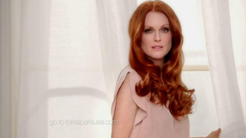 L'Oreal Superior Preference TV Spot, 'Brilliance' Featuring Julianne Moore