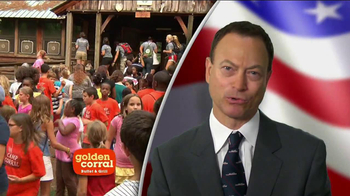 Camp Corral TV Spot Featuring Gary Sinise - Thumbnail 7