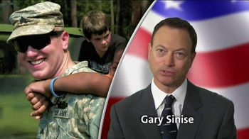 Camp Corral TV Spot Featuring Gary Sinise