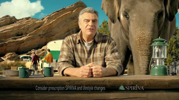 Spiriva TV Spot, 'Wilderness Trail' - 1587 commercial airings