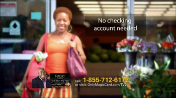 Magic Card TV Spot Featuring Magic Johnson - Thumbnail 7