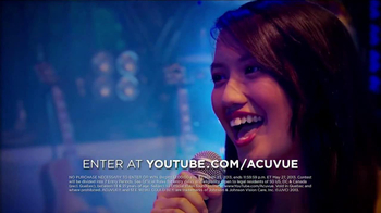 ACUVUE 1-Day Contest TV Spot, 'One Day' Featuring Joe Jonas, Demi Lovato - Thumbnail 10