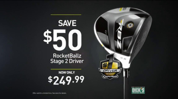 Dick's Sporting Goods TV Spot, 'More' Feat. Dustin Johnson, Sean O'Hair - Thumbnail 6