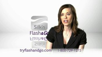 Silk'n Flash and Go TV Spot