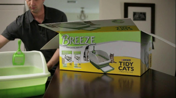 Tidy Cats Breeze TV Spot - Thumbnail 4