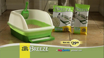 Tidy Cats Breeze TV Spot - Thumbnail 7