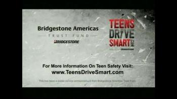 Bridgestone Teens Drive Smart TV Spot - Thumbnail 10