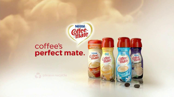 Coffee-Mate TV Spot, 'Rainy Work' - Thumbnail 9