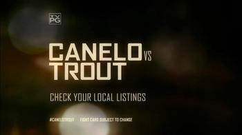 Showtime TV Spot, 'Canelo Vs. Trout' - Thumbnail 10