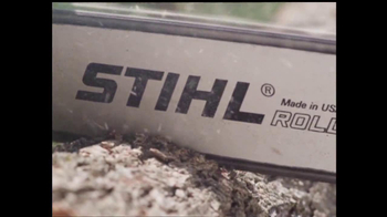 STIHL Trimmers and Chainsaws TV Spot, 'Dependable & Hardworking' - Thumbnail 6