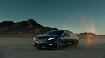 Lincoln MKZ Hybrid TV Spot, 'Harmony from Chaos' - Thumbnail 9
