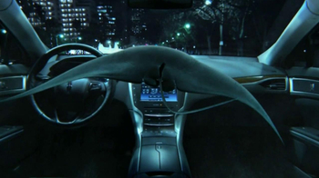 Lincoln MKZ Hybrid TV Spot, 'Harmony from Chaos' - Thumbnail 6