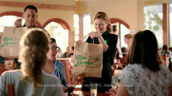 Olive Garden TV Spot, 'Buy One, Take One' - Thumbnail 4