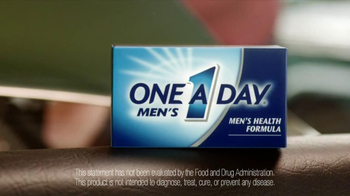 One A Day Men's Health Formula TV Spot, 'Engine Care' - Thumbnail 4