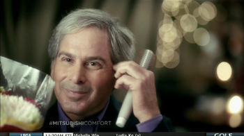 Mitsubishi Electric TV Spot, 'Man-Bag' Featuring Fred Couples - Thumbnail 3