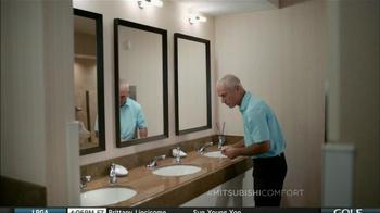 Mitsubishi Electric TV Spot, 'Washing Hands' - Thumbnail 3