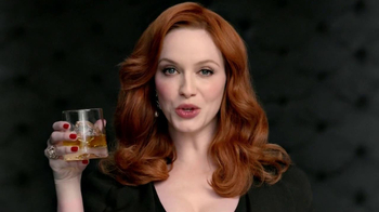 Johnnie Walker Black Label TV Spot, 'Classic' Feat. Christina Hendricks