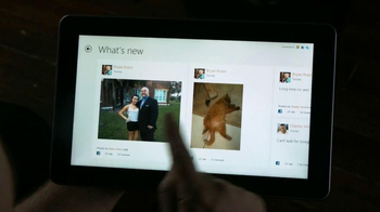 Windows 8 TV Spot, 'Favorite Things' - Thumbnail 6