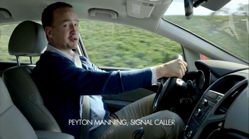 2013 Buick Verano TV Spot, 'Blindsided' Featuring Peyton Manning - Thumbnail 2