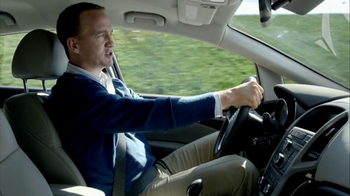2013 Buick Verano TV Spot, 'Blindsided' Featuring Peyton Manning - 115 commercial airings