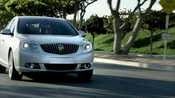 2013 Buick Verano TV Spot, 'Blindsided' Featuring Peyton Manning - Thumbnail 7