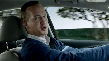 2013 Buick Verano TV Spot, 'Blindsided' Featuring Peyton Manning - Thumbnail 8