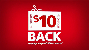 Radio Shack $10 Coupon TV Spot - Thumbnail 2