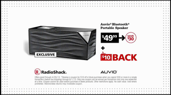 Radio Shack $10 Coupon TV Spot - Thumbnail 3