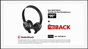 Radio Shack $10 Coupon TV Spot - Thumbnail 4