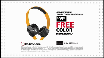 Radio Shack $10 Coupon TV Spot - Thumbnail 5