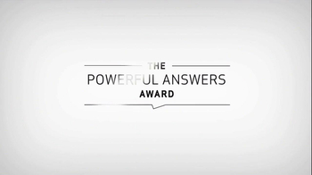 Verizon TV Spot, 'The Powerful Answers Award' - Thumbnail 10