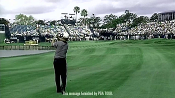 PGA TV Spot, 'TPC Sawgrass' Song by Quiet Company - Thumbnail 3