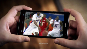 LG Electronics TV Spot, 'Dibs!' Featuring Greg Anthony - Thumbnail 4