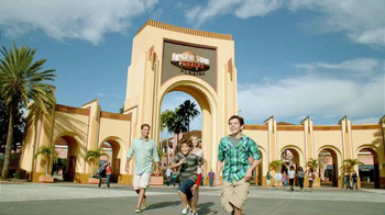 Universal Studios Orlando TV Spot 'Mean It'