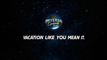 Universal Studios Orlando TV Spot 'Mean It: Fourth Night, Third Day Free' - Thumbnail 8