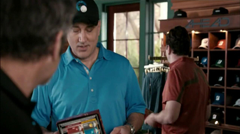 Bridgestone TV Spot, 'Compression' Featuring David Feherty - Thumbnail 1