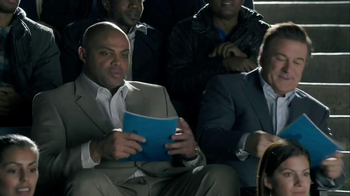 Capital One Venture TV Spot, 'Charm' Ft. Alec Baldwin, Charles Barkley  - Thumbnail 5