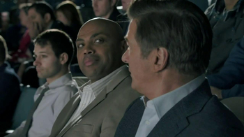 Capital One Venture TV Spot, 'Charm' Ft. Alec Baldwin, Charles Barkley  - Thumbnail 6