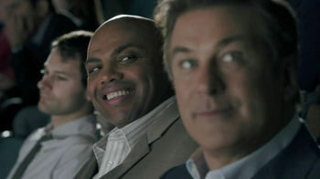 Capital One Venture TV Spot, 'Charm' Ft. Alec Baldwin, Charles Barkley  - Thumbnail 7