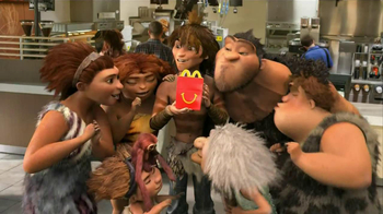 McDonald\'s Happy Meal TV Spot, \'The Croods\'