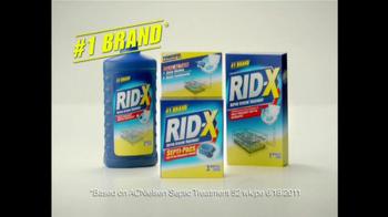 Rid-X Septic Subscriber Program TV Spot - Thumbnail 10