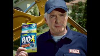 Rid-X Septic Subscriber Program TV Spot - Thumbnail 9