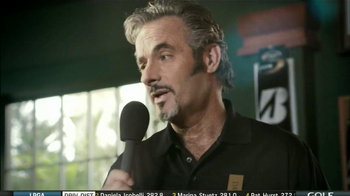 Bridgestone TV Spot, 'Summer Line' Featuring David Feherty - 44 commercial airings