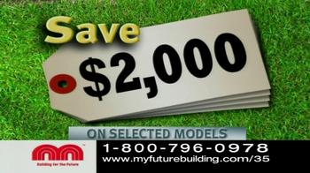 Future Steel Buildings TV Spot