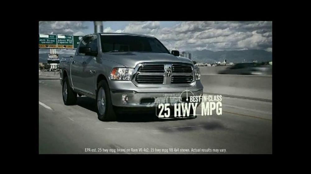 Ram 1500 Trucks TV Commercial, 'Big Talk'