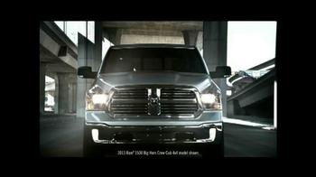 Ram 1500 Trucks TV Spot, 'Big Talk' - Thumbnail 1